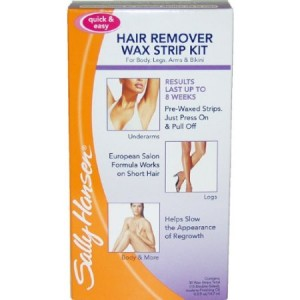 Top 3 Best Waxing Strips For Underarms Vellus Hair